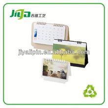 double sided calendar photo paper/desk calendar