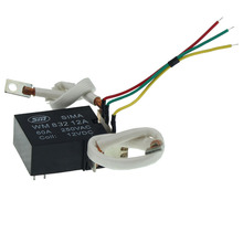 12V 60A Electronic small Magnetic Latching Relay with sealed WM832