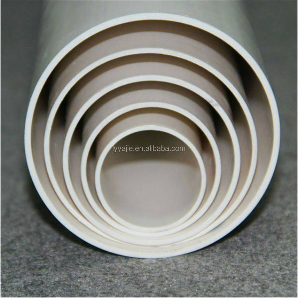Cheap pvc pipe upvc pipe for drainaging water best plastic for Buy plastic pipe