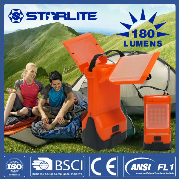 STARLITE SPOGA 2015 32 LED Kitty Hawk Camping Lantern Rechargeable