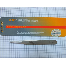 5-SA stainless steel point -tweezer professional the ESD conductive antistatic tweezer