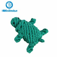 New Pet Products Creative Knitting Chew Plush Dog Toy