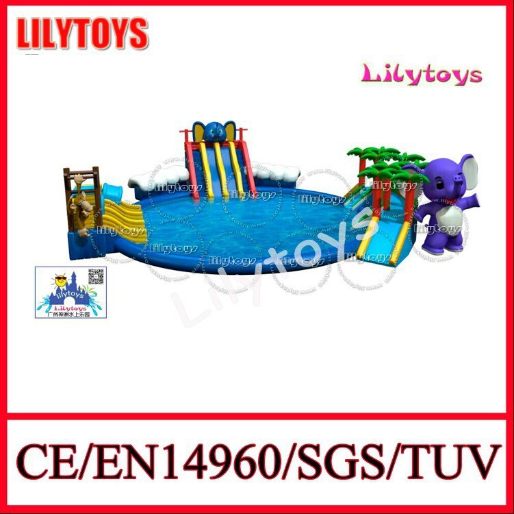 2015 Hot sell Inflatable Aqua Park , inflatable Aqua Sports,inflatable Water Games for Adult
