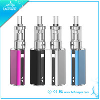 New designed premium Dongguan manufactuer wholesale box mod 30w rechargeable battery ecig