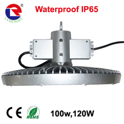 Meanwell driver 120w 100w led high bay light Cool white 6500K