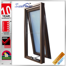 hurricane impact windows and doors China supplier superhouse container house double glazed window