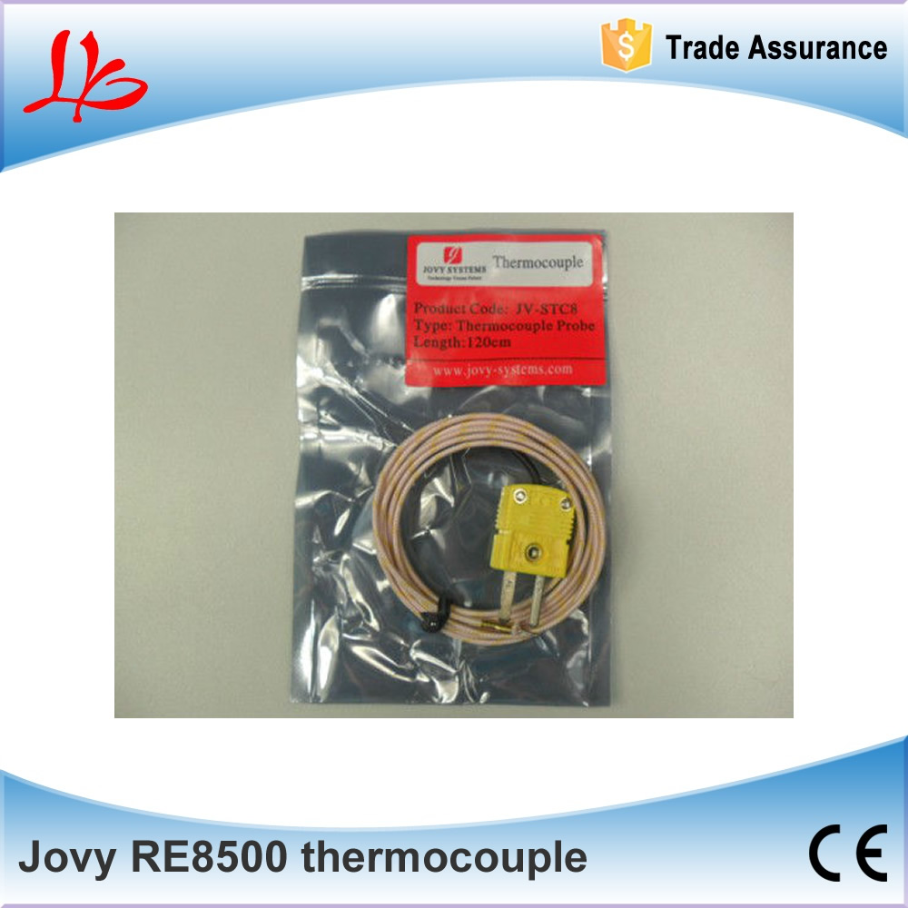 Jovy re8500 thermocouple, JV-STC8 temperature sensor wire for Jovy re-8500