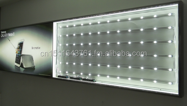 Backlit diffusing LED bar ST-BL20 waterproof constant-current energy-saving high energy-efficiant