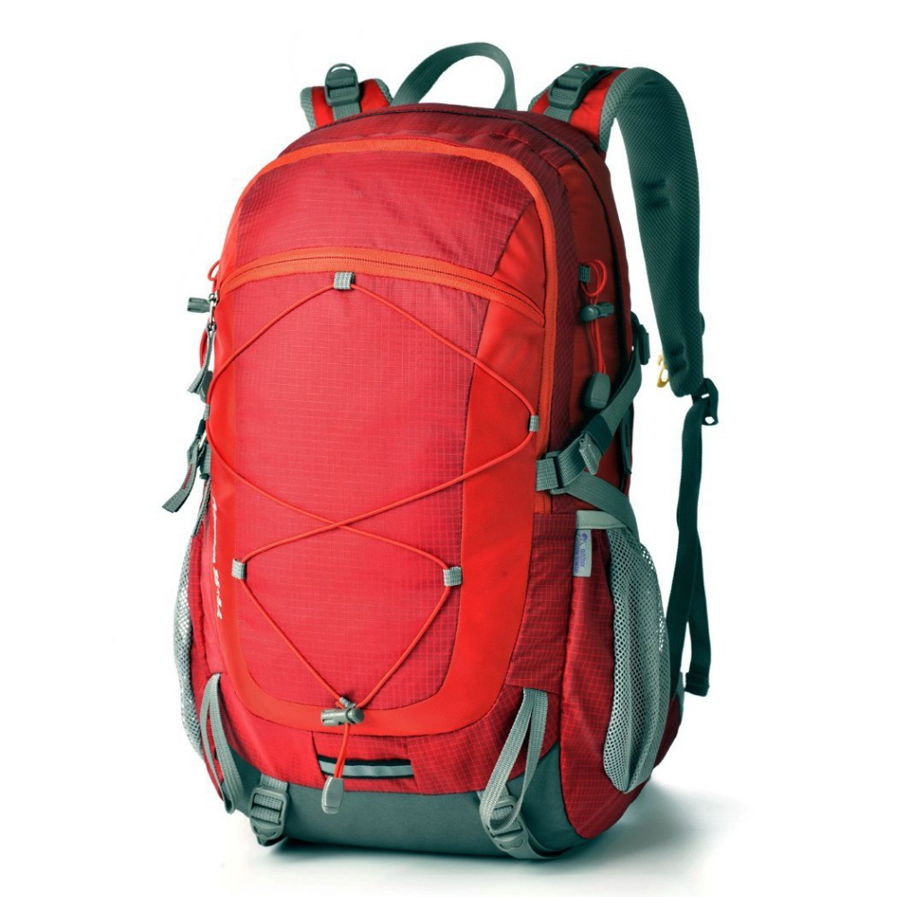 Fashion Mountaintop Backpack 40L Camping Backpack for women