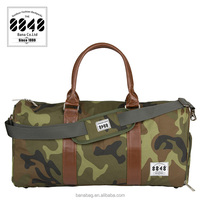 8848 Name Brand Travel Bags Camouflage Fashion Color Bags
