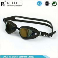 New coming excellent quality swimming sports glasses on sale