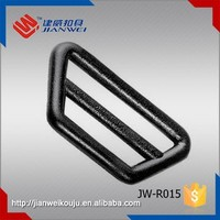 New style adjustable plastic tri-glide buckle, plastic slider buckle accessories JW-R015