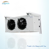 Refrigeration blower coils / evaporator with electric defrosting