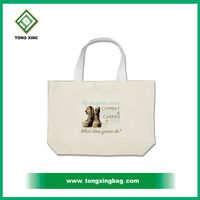 High Quality Reusable Cotton Shopper Bag