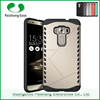 Hot selling Top quality back cover 2 in 1 slim case for Zenfone 3,shockproof bumper