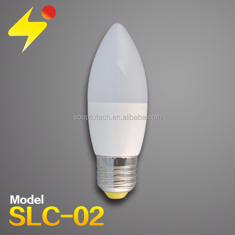 e14 led flicker flame candle light bulbs hot sale e14 led candle bulb 7w