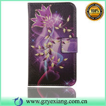 2015 Newest Design Leather Case For Samsung Galaxy Core I8260 I8262
