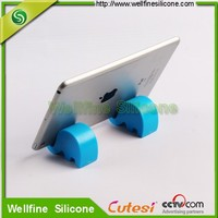 Silicone Material and iPhones Compatible Brand Silicone phone holder