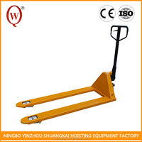 With Low Height Working 3 Ton HPT6180-3T High Lift Hydraulic hydraulic hand pallet truck for carry cargo
