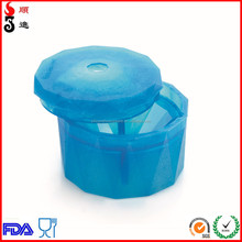 Diamond Shape Custom Silicone Ice Mould For Icing