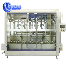 Best Quality Perfect Control System coconut oil bottle filling machine