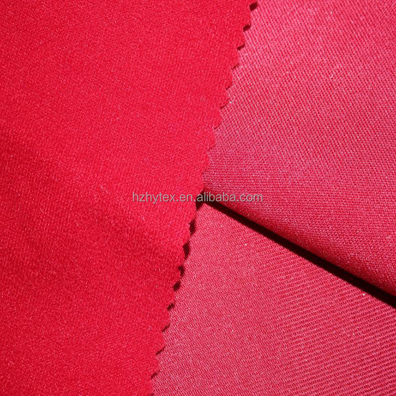 2015 new 100% polyester velveteen fabric for garment,shoes,bags