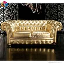 vintage wood living room new design high quality luxury sofa
