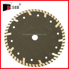 400mm Circular Turbo Diamond Saw Blade For Concrete Cutting