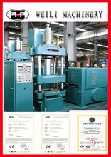WEILI MACHINERY Factory Best Selling 12t hydraulic shop press
