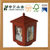 Fashionable and Popular Wholesale Wooden Material Pet Funeral Urns wood urns urns for ashes
