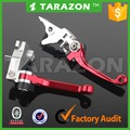 CNC Motorcycle Folding Pivot Brake Clutch Lever For CRF230F CRF150F 2003-2016