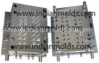 Injection mould for Ball pen, ball pen mould, writing instrument moulds, multi cavity pen moulds, ball point pen moulds
