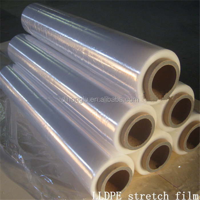 Wrapping Plastic Roll shrink Agriculture LLDPE stretch greenhouse film