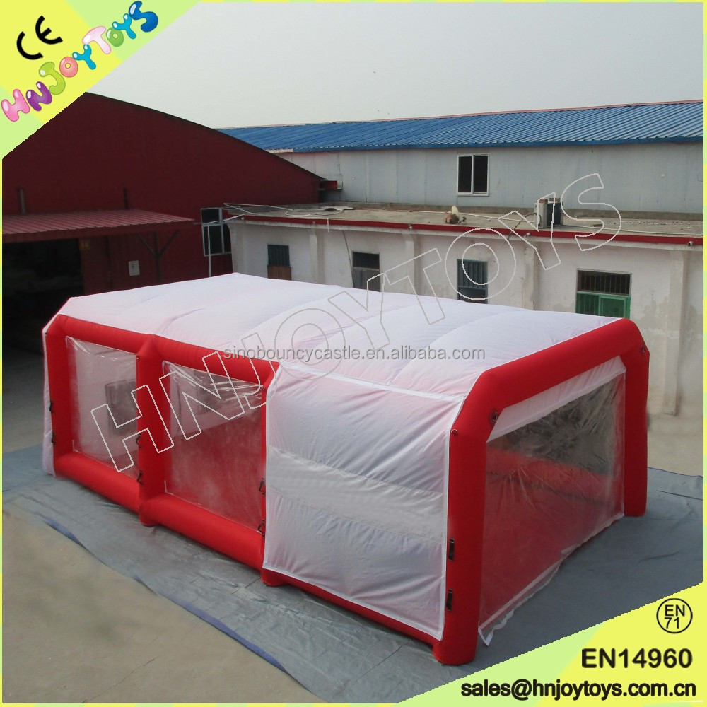 Giant Inflatable Movable Paint Booth for Garage