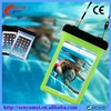 2015 Hot Selling Transprent PVC Pouch For iPad Waterproof Bag,For Apple iPad 2 3 4 5 6