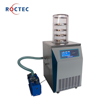 Customized vacuum lyophilizer freeze dryer for drying vegetables and fruits
