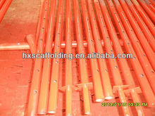 used scaffoldings metal prop for construction