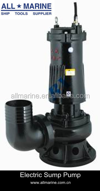 Electric Sump Pump ~ Cast iron electric sump pump v w buy
