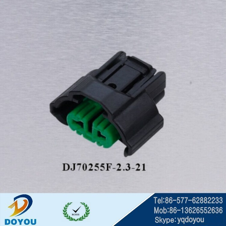 DJ70255F-2.3-21New developed equivalent Sumitomo 6189-0935 2way female auto connector