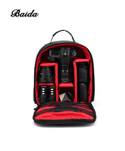 Hot sale travel camera photography backpack bag