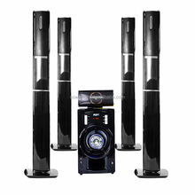 Jerry digital wooden 5.1 home theatre sound speaker system