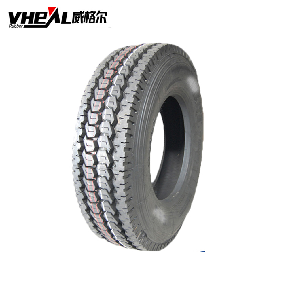 top 10 brands VHEAL tyres commercial truck tires wholesale 11r 24.5 truck tires