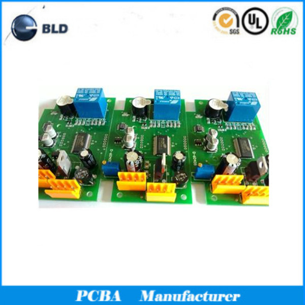 electronic bluetooth and usb mp3 player circuit board assembly
