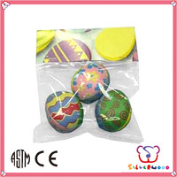 Phthalates free wholesale GSV ICTI factory soft silicone juggling ball