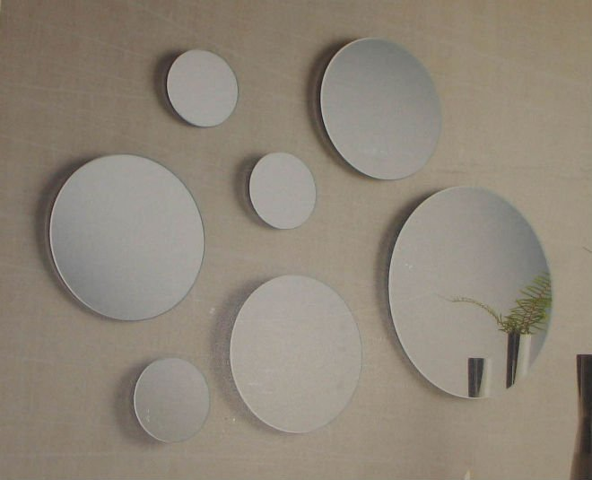 circle mirror set buy wall mirrorglass mirrordeco mirror product on alibabacom