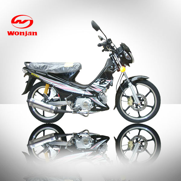 China 110cc two-wheeled cub motorcycle new(WJ110-5D)