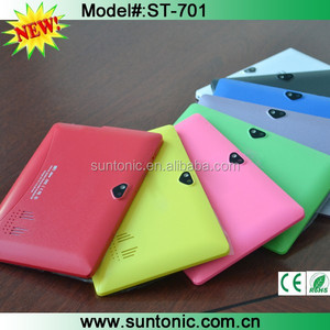 New launch 7 inch dual core tablet,android tablet,7 inch tablet