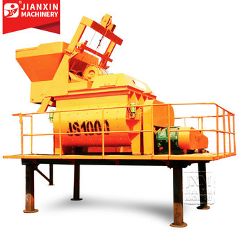 China faactory supply high speed mixer concrete mixer in dubai