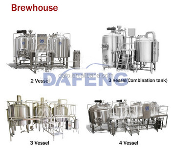 3bbl beer brewery equipment
