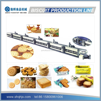 QH series biscuit production line